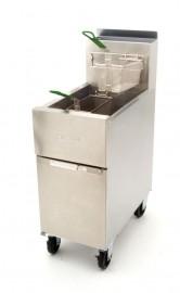 Dean SR42G Single Pan Gas Fryer
