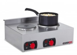 Anvil Axis STA0002 Double Stove Boiling Top Electric