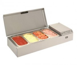 Williams TW9 Thermowell Refrigerated Preparation Unit