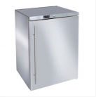 Bromic UBF0140SD-NR 138L Underbench Single Solid Door Storage Freezer