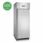 Bromic UF0650SDF 650L Gastronorm Single Stainless Steel Solid Door Storage Freezer