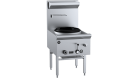B & S UFWWK-1 K+ Single Hole Waterless Wok Table