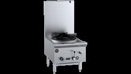 B & S UFWWSPK-1 K+ Single Hole Waterless Stock Pot Cooker