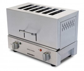 Roband TC66 - 6 Slice Vertical Toaster