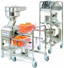 Robot Coupe CL60 - Vegetable Preparation Workstation includes trolley, 3 heads and 16 discs
