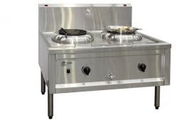 E-Wok EW.ACT2.I.50.800 5kw Asian Cooking Wok Table
