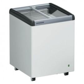 Liebherr EFE1502 145L Flat Glass Slide Lid Chest Freezer