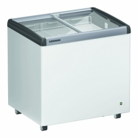 Liebherr EFE2202 220L Flat Glass Slide Lid Chest Freezer