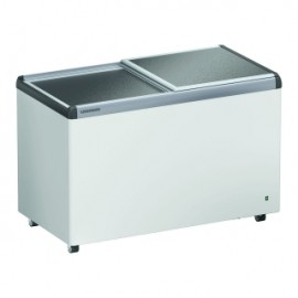 Liebherr EFE3800 361L Aluminium Flat Sliding Lid Freezer