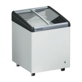 Liebherr EFI1403 135L Curved Glass Sliding Lid Freezer