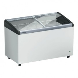 Liebherr EFI3503 347L Curved Glass Sliding Lid Freezer