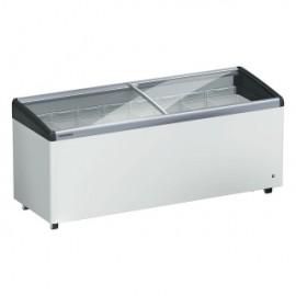 Liebherr EFI5603 558L Curved Glass Sliding Lid Freezer