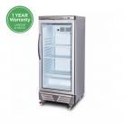 Bromic GM0220 LED ECO 215L LED Single Flat Glass Door Display Refrigerator