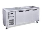 Williams HO3UFBBA Opal Three Door Counter Refrigerator