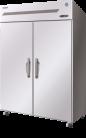 Hoshizaki HFE-140B Two Door Stainless Steel Upright Freezer