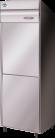 Hoshizaki HFE-77MA-AHD Stainless Steel Single Split Door  Upright Freezer, 546L