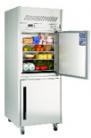 Williams HLG1SDSS Garnet Single Solid Door Stainless Steel Upright Dual Temp Refrigerator/Freezer