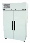 Williams HPS2SDCB Pearl Star Two Solid Door Refrigerator