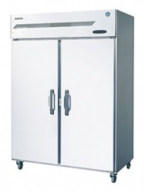 Hoshizaki HRE-140B Two Door Stainless Steel Refrigerator