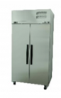 Williams HRS2SDSS Ruby Star Two Solid Door Stainless Steel Refrigerator