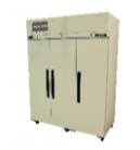 Williams HRS3SDCB Ruby Star Three Solid Door Refrigerator