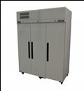 Williams LRS3SDSS Ruby Star Three Solid Door Stainless Steel Freezer