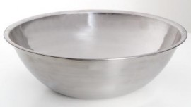 Stainless Steel Mixing Bowl 270mm 3.00 Litre
