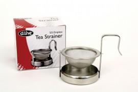 Stainless Steel Tea Strainer - Dripless