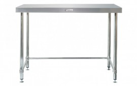 Simply Stainless SS01.7.2400LB Work Bench