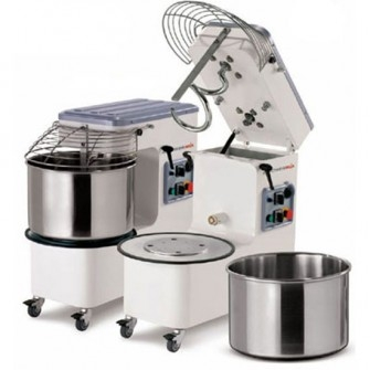 Mixers - Spiral dough