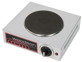 Woodson W.BPS10 Single Boiling Top