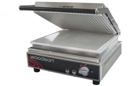 Woodson W.CT8R (WCT8R) Contact Toaster - Ribbed