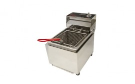 Woodson W.FRS80 (WFRS80) Single Pan Fryer