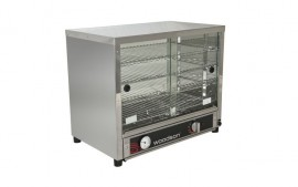 Woodson W.PIA50 (WPIA50) Pie Display - 50 Capacity