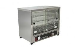 Woodson W.PIA50G (WPIA50G) Pie Display - 50 Capacity