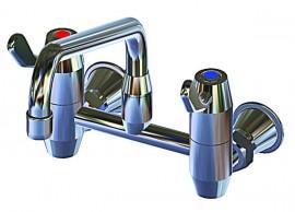 FSM Yellow Y022-Y182 wall mount faucet