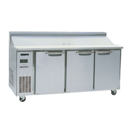 Skope BC180-S-3RRRS-E 3 Door Sandwich Counter Chiller  sc 1 st  Commercial Food Equipment & Skope BC180-S-3RRRS-E 3 Door Sandwich Counter Chiller - Commercial ...
