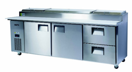 Skope BC240-PS 2 Door - 2 Drawer Counter Chiller  sc 1 st  Commercial Food Equipment & Skope BC240-PS 2 Door - 2 Drawer Counter Chiller - Commercial Food ...