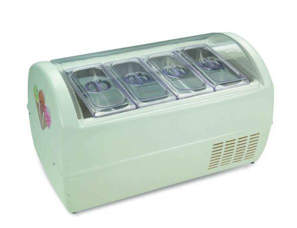 Countertop Ice Cream Freezer : Technocrio CFT0004 Counter-Top Ice Cream Freezer - Commercial Food ...