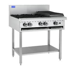Guy, got cooktops machine