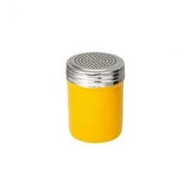 Stainless Steel Salt Dredge - Yellow 285ml