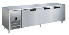 Glacian BCS71815 760mm Deep 2 Door Stainless Steel Underbench Refrigerator