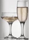 Bistro Champagne Flute