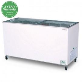 Bromic CF0500FTFG Flat Glass Top 491L Chest Freezer