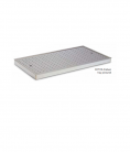 Roband ECT23 - Chicken tray including bottom drip tray and removable perforated insert
