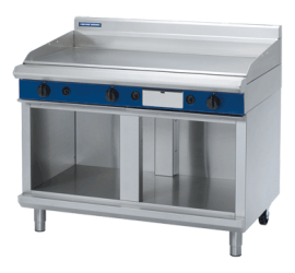 Blue Seal Evolution Series GP518-RB - 1200mm Gas Griddle Refrigerated Base