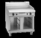 Waldorf 800 Series GP8900G-CB - 900mm Gas Griddle Cabinet Base