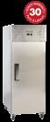 Exquisite GSF650H One Solid Door Upright Storage Freezers