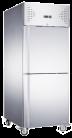 Exquisite GSF652H One Split Solid Door Upright Storage Freezers