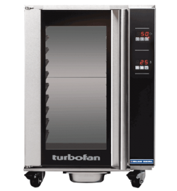 Turbofan H10D - 10 Tray 1/1 GN Digital Electric Holding Cabinet